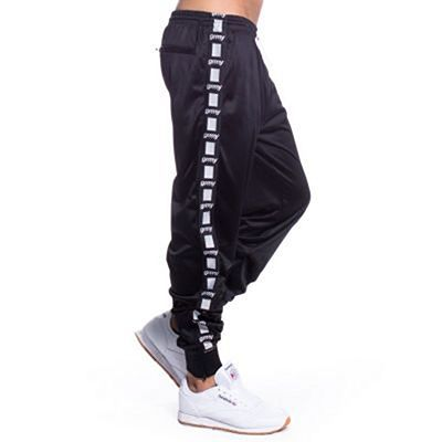 Grimey Pantalon The Lucy Pearl Negro