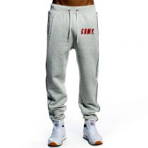 Grimey The Payback Sweatpant Grau-Rot