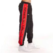 Grimey X 187 Vandal Sport Pants Schwarz-Rot
