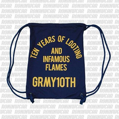 Grimey X Years Bag Navy Blue