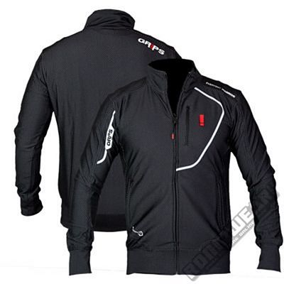Grips Athletics Chillout Tracktop Nero