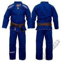 Grips Athletics Kimono Secret Weapon 2.0 Blau