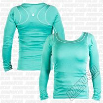 Grips Athletics Lady L/S Tee Grün
