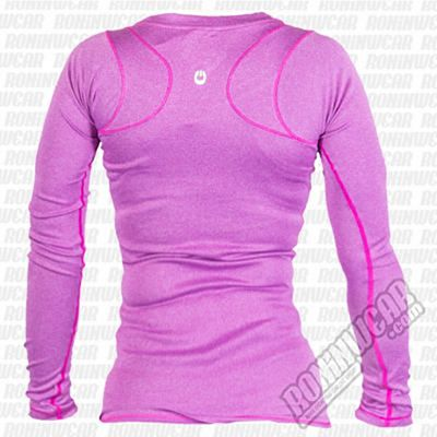 Grips Athletics Lady L/S Tee Purple