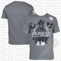 Hayabusa Heart T-shirt Grey