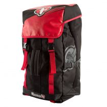Hayabusa Power Backpack Negro-Rojo