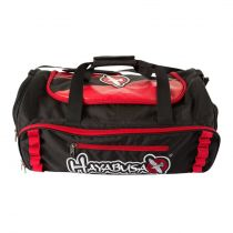 Hayabusa Power Duffle Bag Negro-Rojo