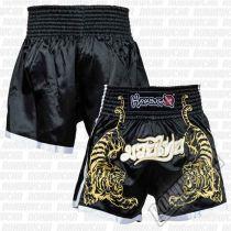 Hayabusa Premium Muay Thai Shorts Negro