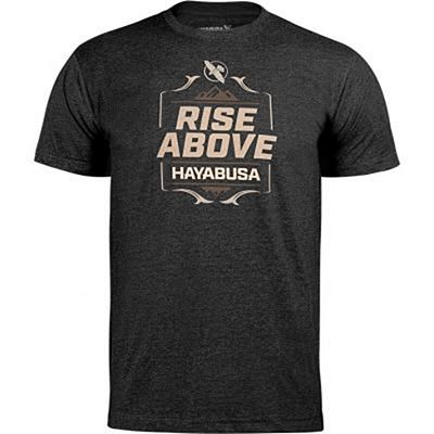 Hayabusa Rise Above T-shirt Black