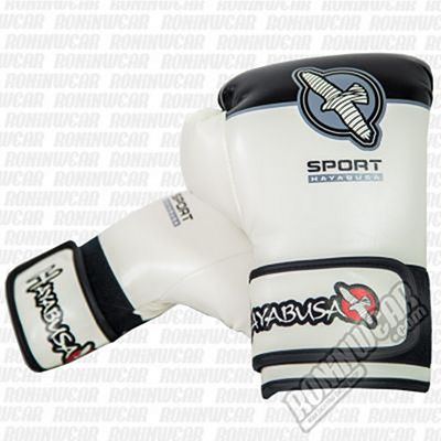 Hayabusa Sport Youth Training Gloves 8Oz Branco-Preto