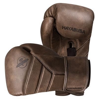 Hayabusa T3 Kanpeki Boxing Gloves Marron