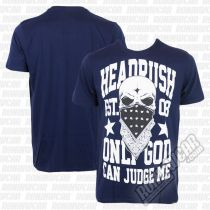 Headrush Brooklyn Tee Dunkelblau