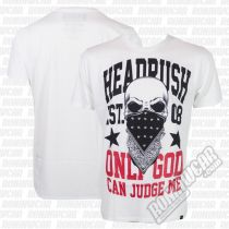 Headrush Brooklyn Tee Weiß