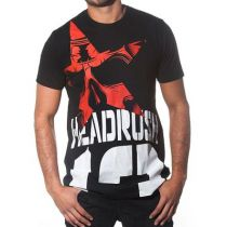 Headrush Carquinez Tee Nero
