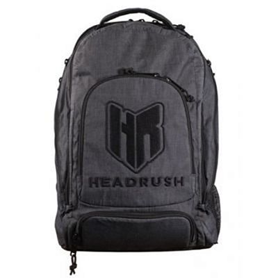 Headrush Chambrey Backpack Gris-Negro