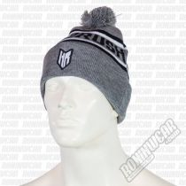 Headrush Dames Point Beanie Grau