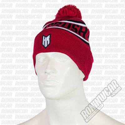 Headrush Dames Point Beanie Red