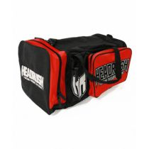 Headrush Duo Tone Gym Bag Schwarz-Rot
