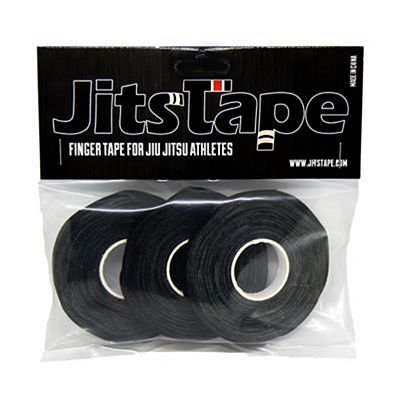 Jits Tape Finger Tape For Jiu Jitsu Athletes Black