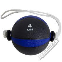 Jordan Tornado Ball 4Kg Negro