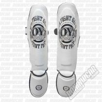Joya Fight Fast Shinguards Branco