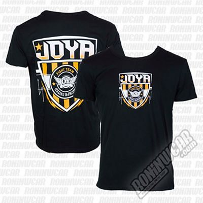 Joya Fight Team T-shirt Preto