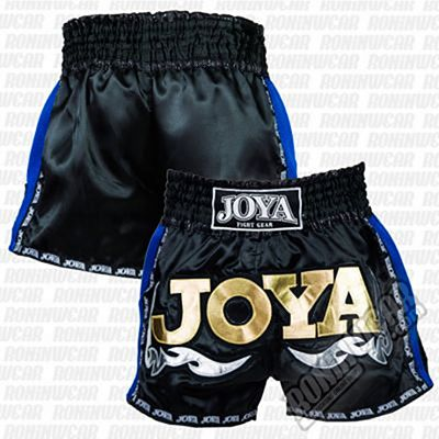 Joya Muay Thai-Kickboxing Black-Blue