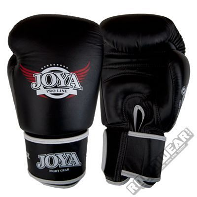 Joya Pro Line Boxing Gloves Leather Preto