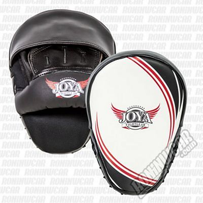 Joya Proline Coaching Mitts Curve Branco-Preto