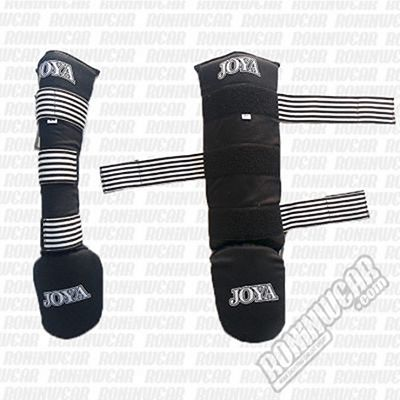 Joya Velcro Thik Junior Schwarz