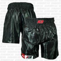 KB Boxing Shorts Basic Negro