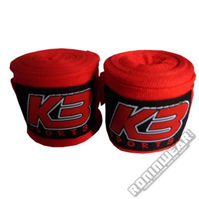 K-3 Handwraps Red