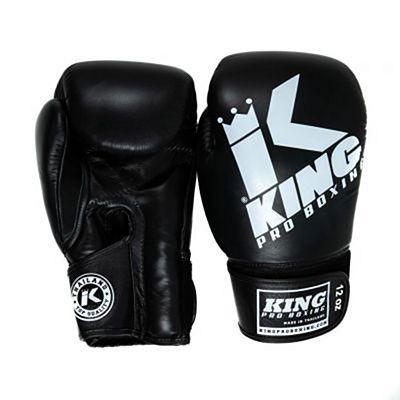 King Pro Boxing KPB BG MASTER Schwarz