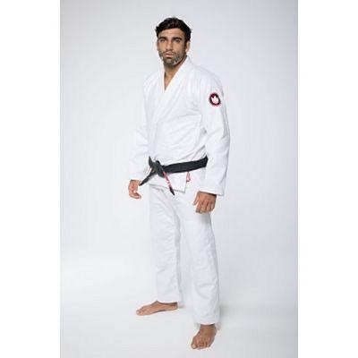 Kingz Classic Jiu Jitsu Kimono 3.0 Weiß