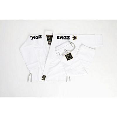 Kingz Comp 450 V5 Jiu Jitsu Kimono White