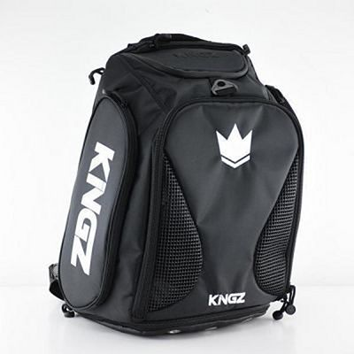 Kingz Convertible Training Bag 2.0 Black