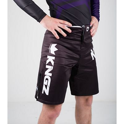 Kingz KGZ Shorts Black
