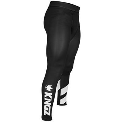 Kingz Mens KGZ Spats Black