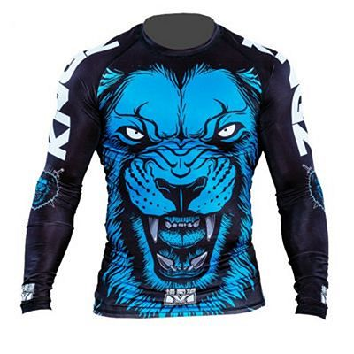 Kingz Royal Lion V1 Azul-Preto