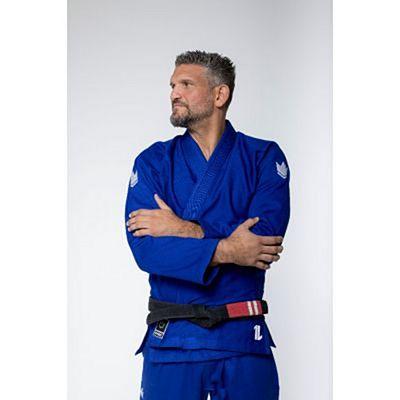 Kingz The One Jiu Jitsu Kimono Blue