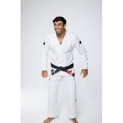 Kingz The One Jiu Jitsu Kimono Bianco
