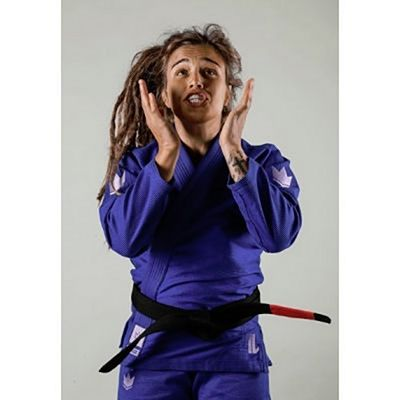 Kingz The One Womens Jiu Jitsu Gi Blue