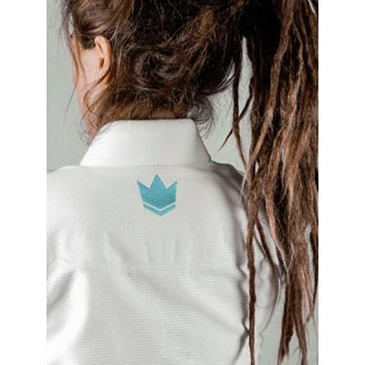 Kingz The One Womens Jiu Jitsu Gi White