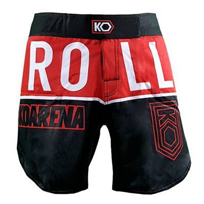 KOARENA Big Roll Black-Red