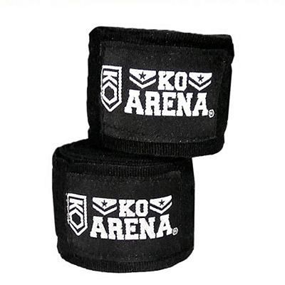 KOARENA Handwraps Color Series Black