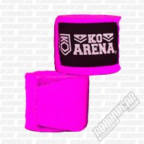 KO Arena Handwraps Color Series Rosa