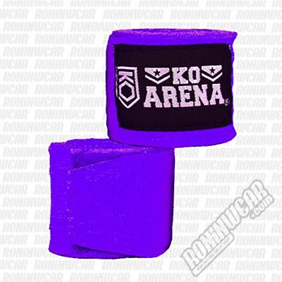 KOARENA Handwraps Color Series Purple