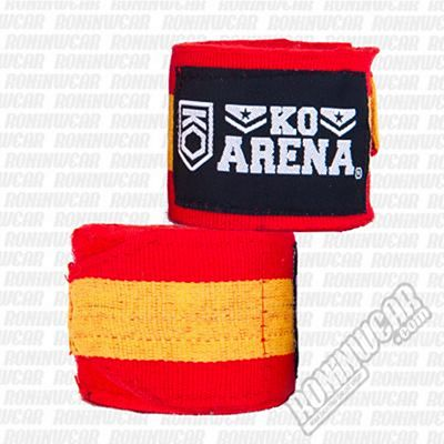 KOARENA Handwraps Flag Series Spain