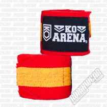 KO Arena Handwraps Flag Series Spain