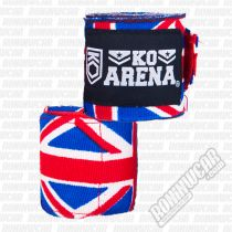 KO Arena Handwraps Flag Series UK